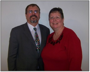 Kevin and Diane Kirkpatrick